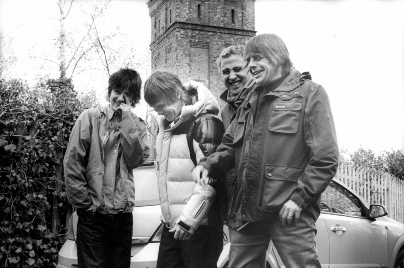 Listen to the new Stone Roses Single Here