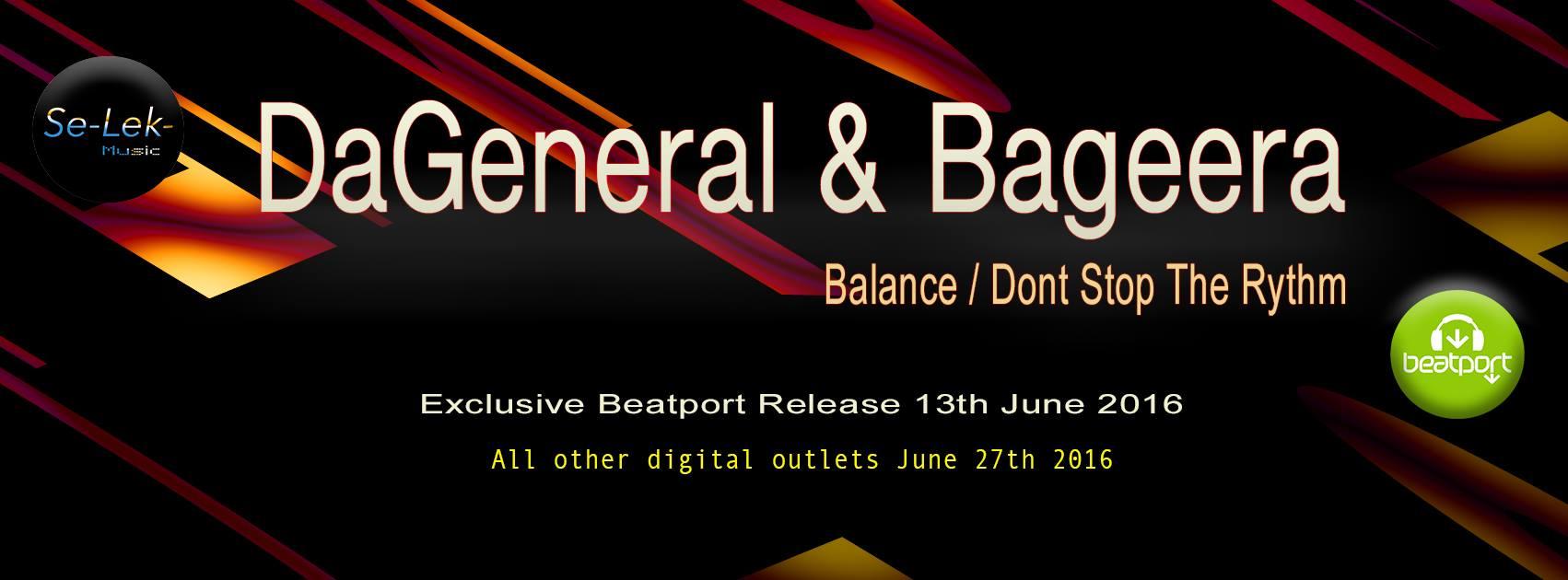 DaGeneral & Bageera – Balance [Se-Lek Music]
