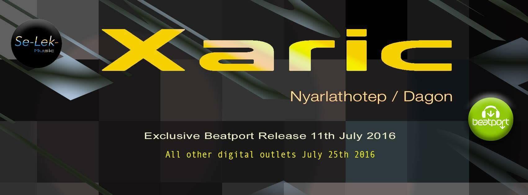 Xaric – Nyarlathotep / Dagon [Se-Lek Music]