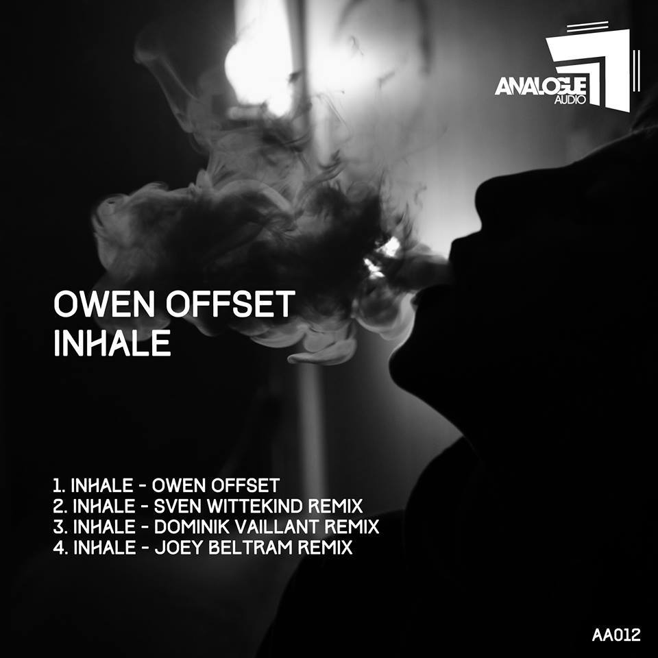 "Owen Offset's ""Inhale"" strikes for AA012"