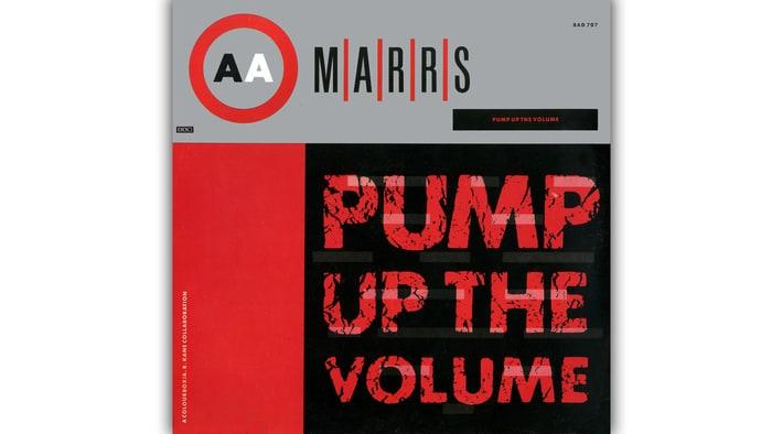 M/A/R/R/S' 'Pump Up the Volume'