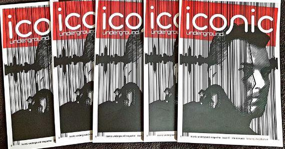 Iconic Dance Music & Urban Culture Print Magazine