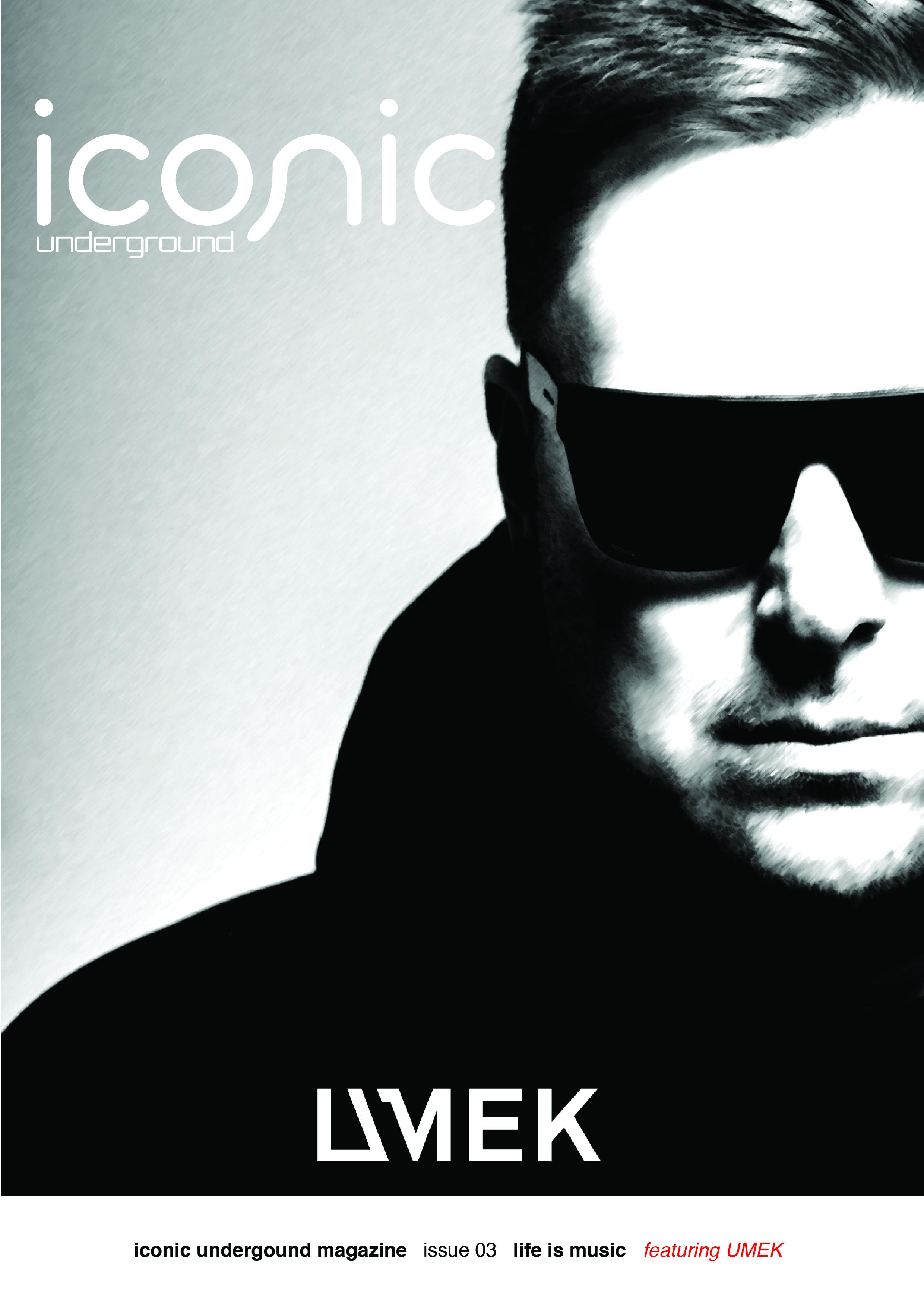 UMEK – Feature Interview Issue 3