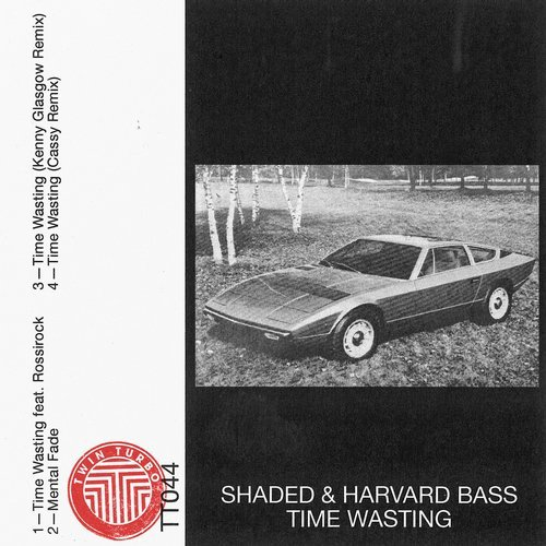 Shaded & Harvard Bass – Time Wasting [Turbo Recordings]
