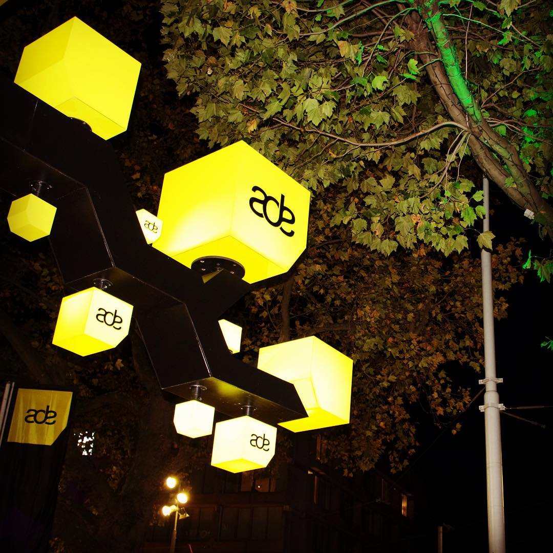 Amsterdam Dance Event – 5 DAY DIARY