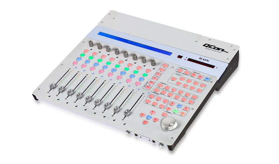 QCon Pro – Control Surface – Motorized Faders