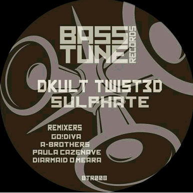 DKult & Twist3d – Sulphate [Bass Tune Records]