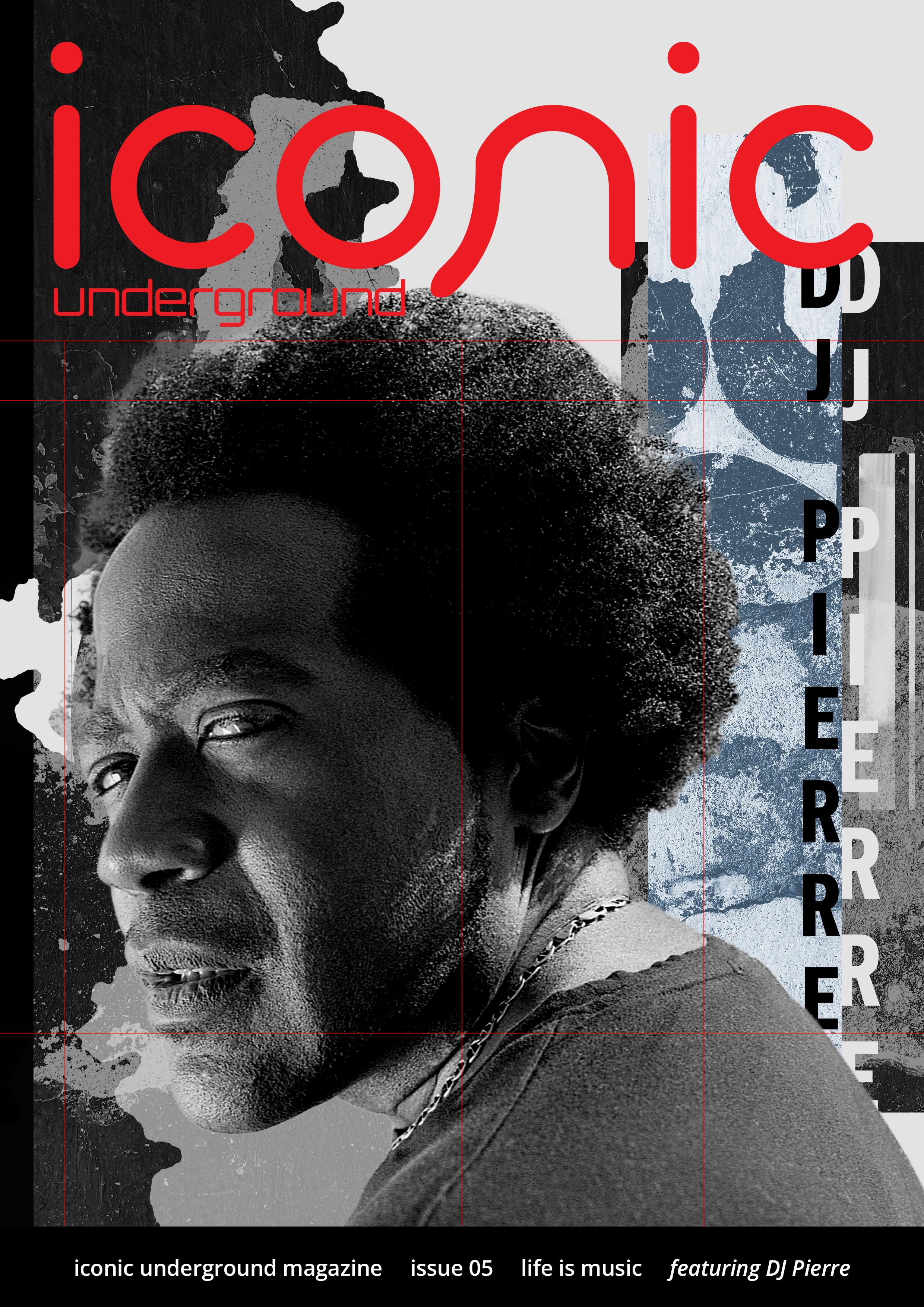 Iconic Underground Magazine Issue 5 Dropping next week