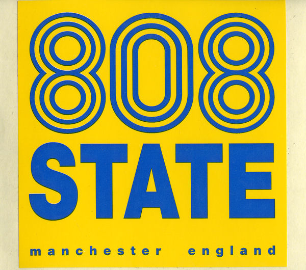 808 State – Andy Barker Exclusive Interview