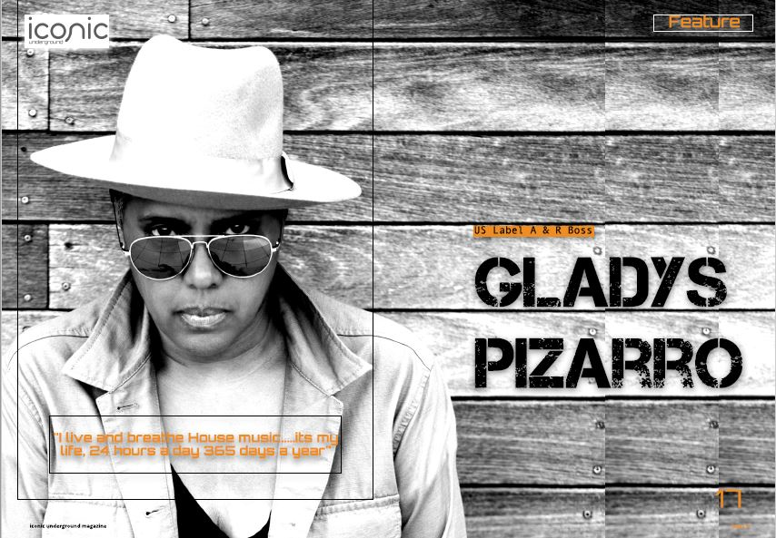 Gladys Pizarro – Exclusive Feature Interview – [Strictly Rhythm Records[ – [Launch Entertainment NY]