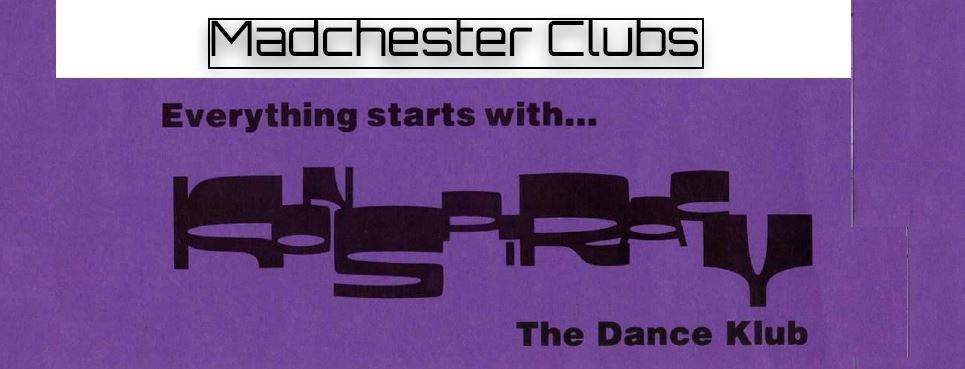 Konspiracy Klub Madchester 1989 – 1990 [2nd Summer of Love]