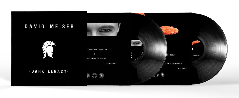 David Meisers Debut Album – [Dark Legacy]