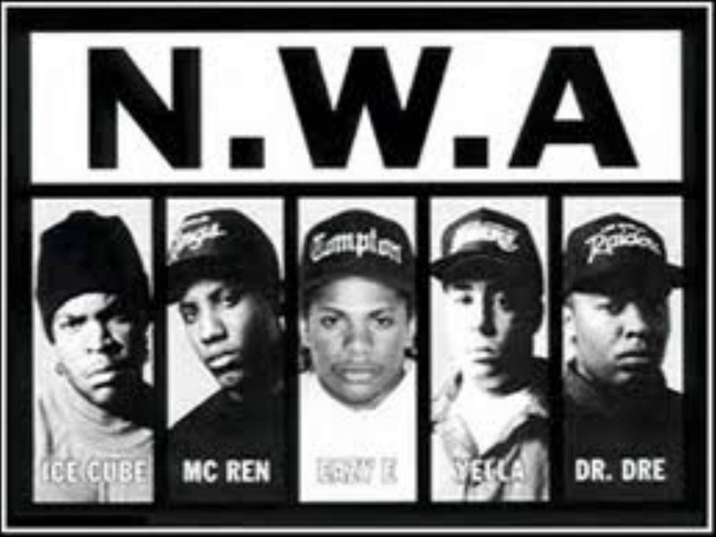 NWA's 'Fuck The Police' Still Fucking Off The Police