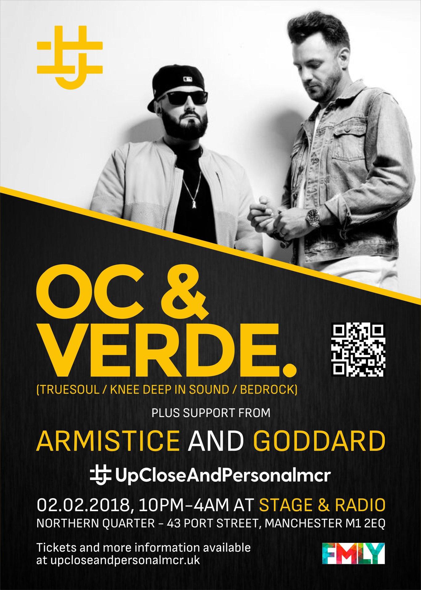 OC & Verde – Upcloseandpersonalmcr Review