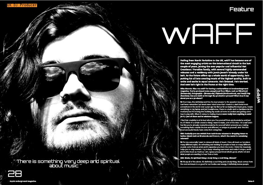 wAFF Exclusive Interview
