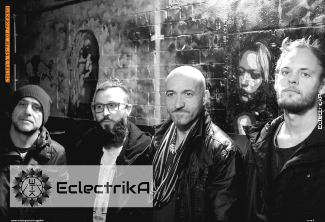 EclectrikA Project Blasts The Roof Off Berlin D2