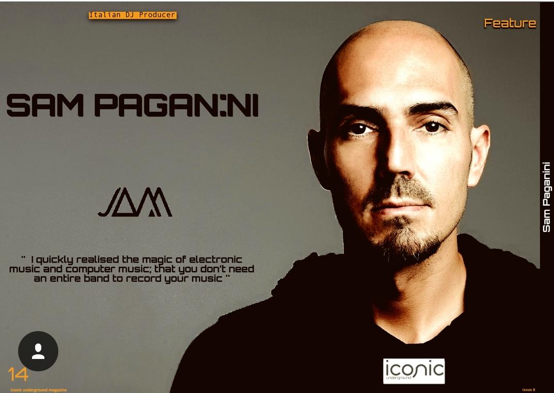 Sam Paganini Exclusive Interview