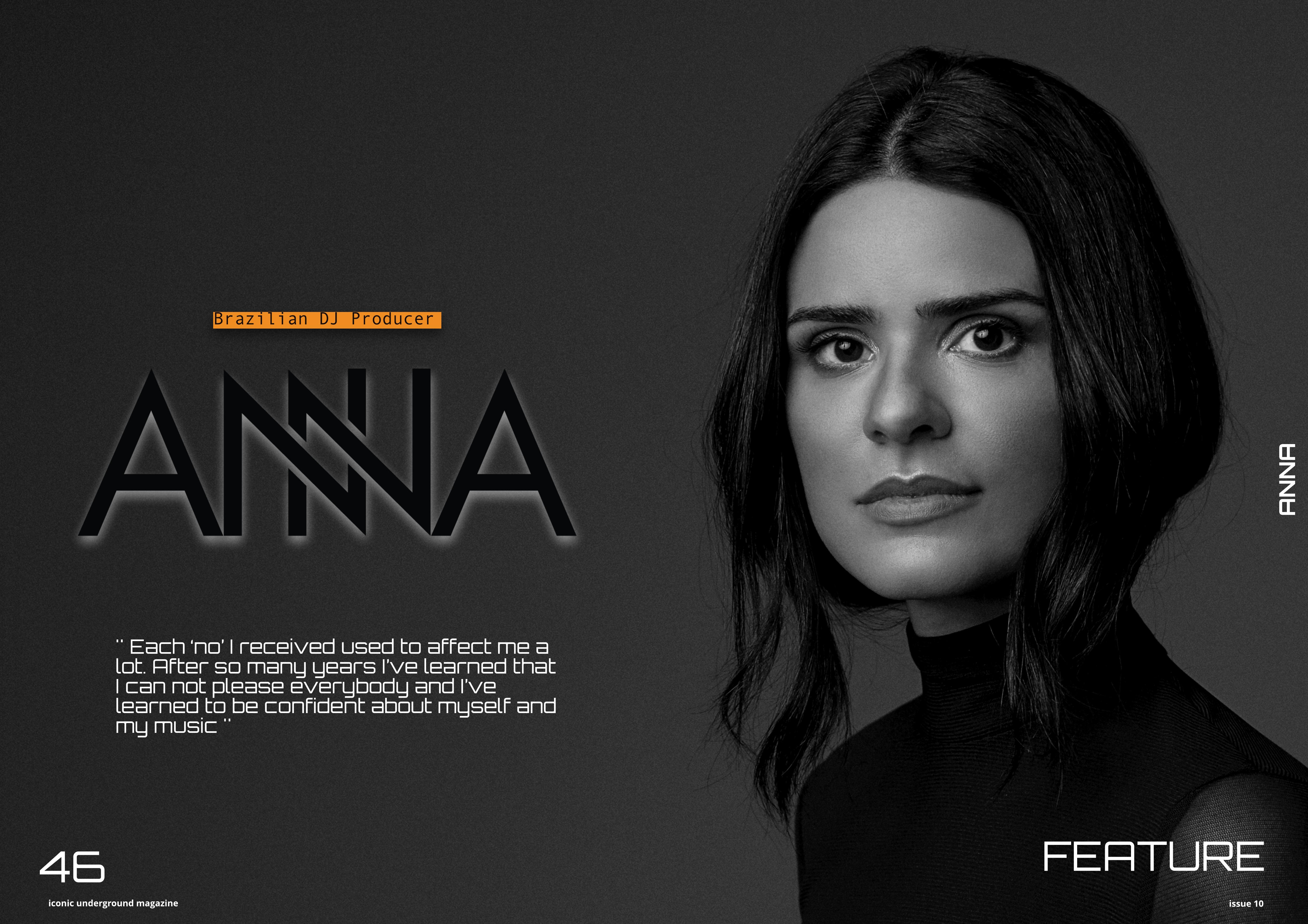 ANNA – Exclusive Interview