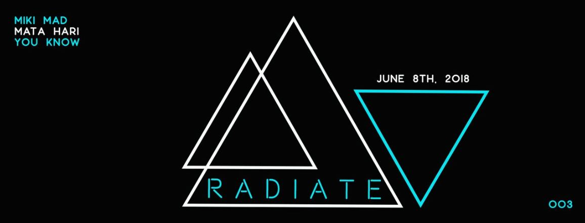 Iconic Review Exclusive – Miki Mad – [Radiate]