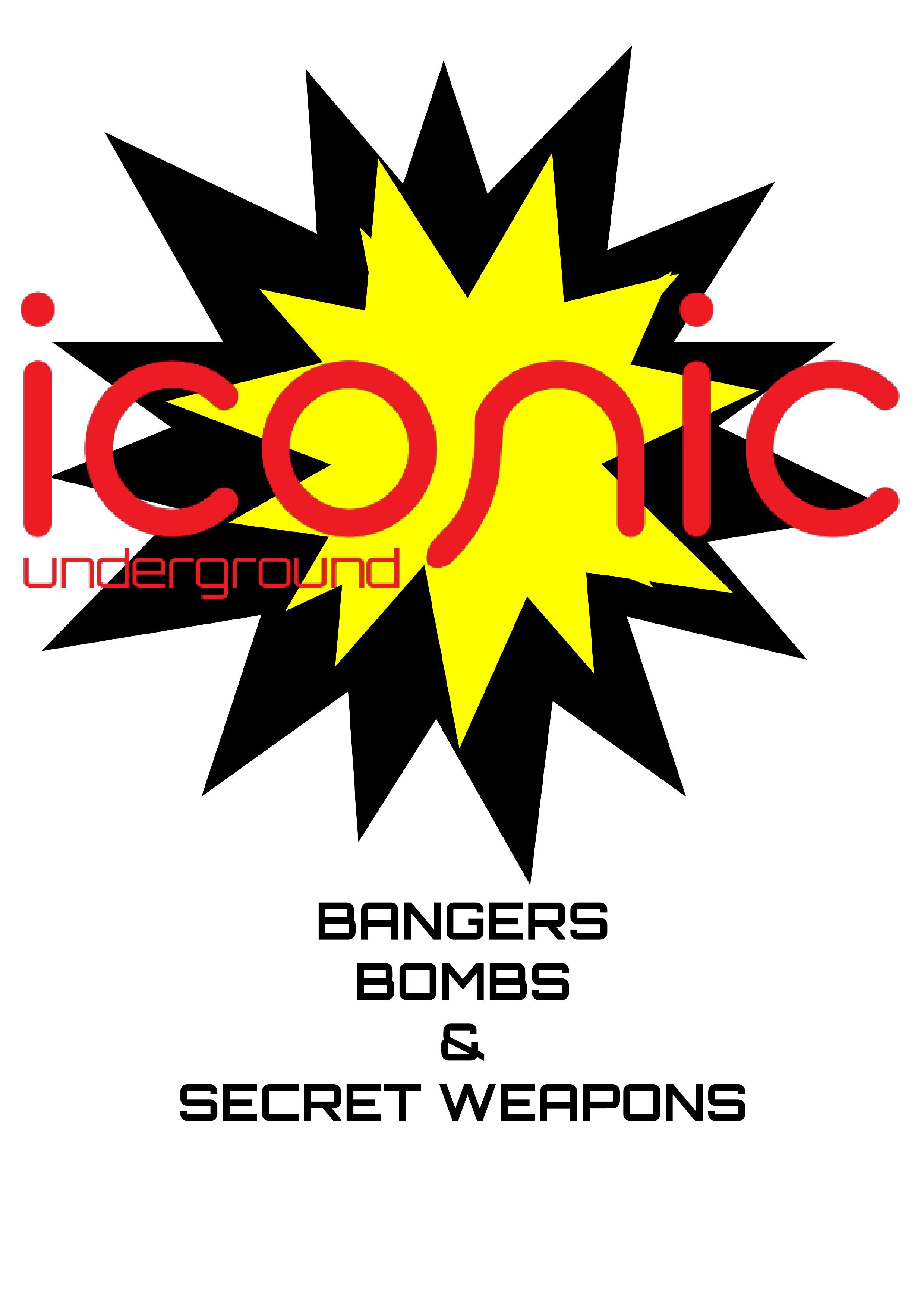 Iconics Explosive New Logo