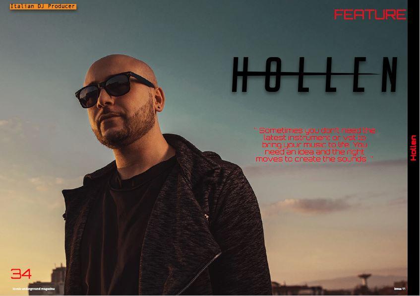 Hollen – Exclusive interview