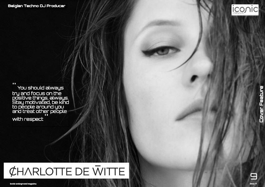 Charlotte de Witte – Exclusive Interview