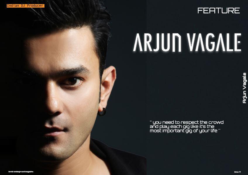 Arjun Vagale – Exclusive Interview