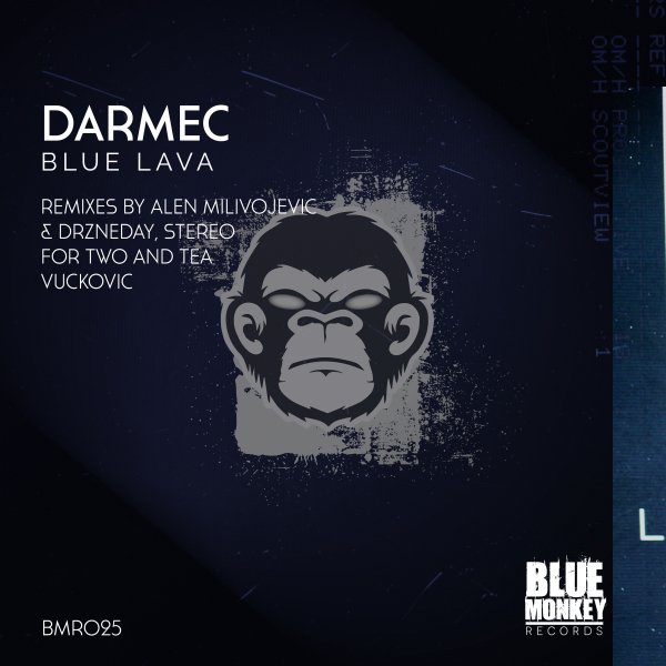 Darmec – Blue Lava [BLUE MONKEY RECORDS]