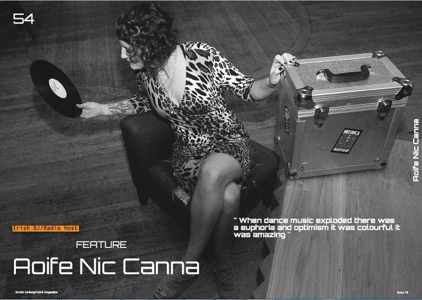 Aoife Nic Canna – Irish DJ Exclusive