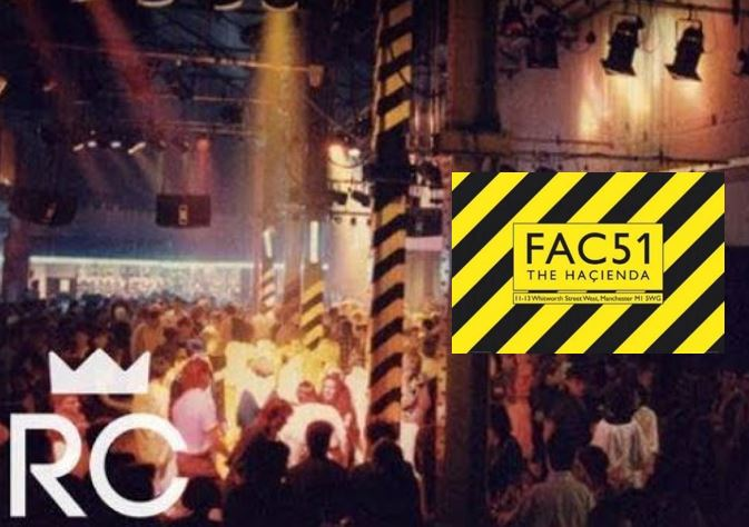 GRAEME PARK – LIVE VIDEO – HACIENDA – EARLY 1990's RARE FOOTAGE