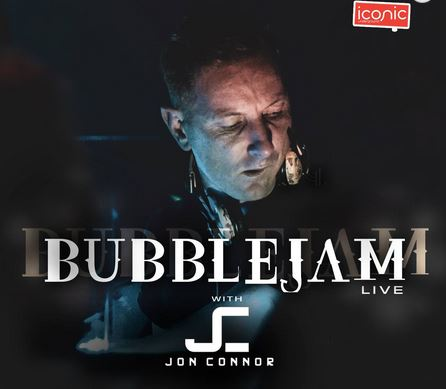 Jon Connor – Bubblejam Live Volume 5 ADE SPECIAL – Iconic Exclusive
