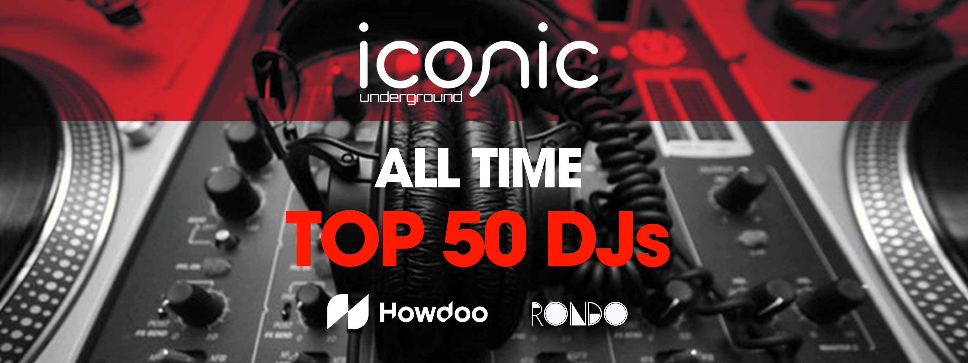 RESULTS – ALL TIME TOP 50 DANCE MUSIC DJS