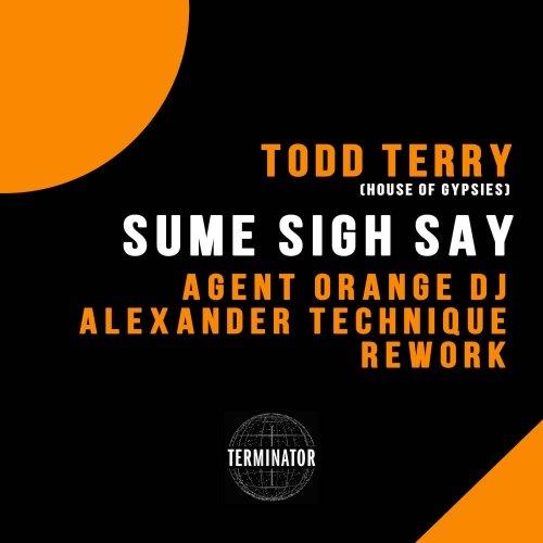 New York Bad Boy Agent Orange DJ & DJ Alexander Technique Reworks Todd Terrys Classic 'Sume Sigh Say'!