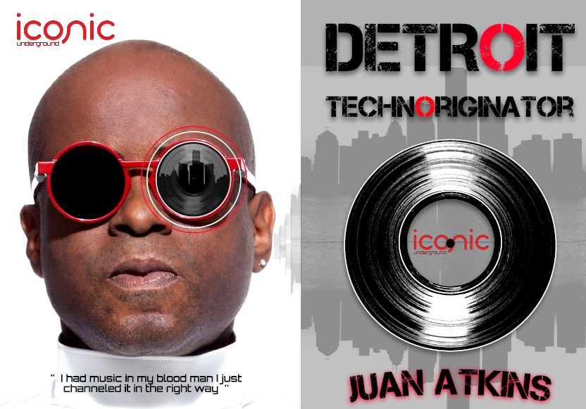 Juan Atkins – Front Cover Exclusive Feature Interview