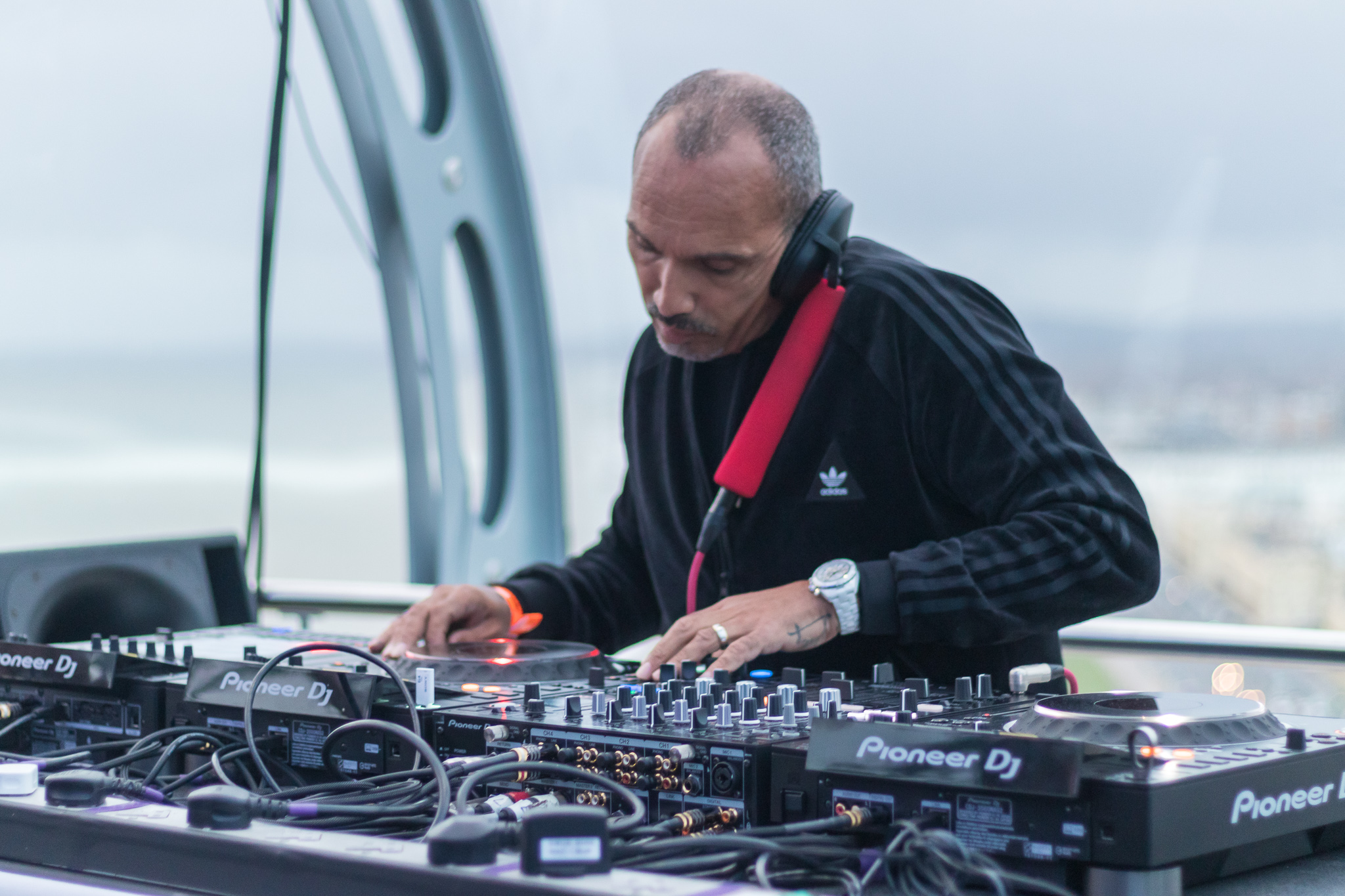 DJ David Morales - Photo Credit Georgia Mallinder - BMC 2019