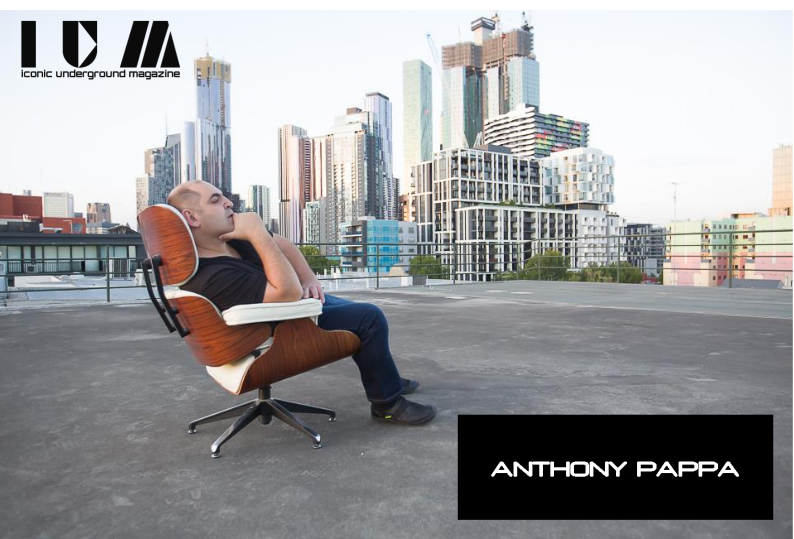 Anthony Pappa – Exclusive Interview