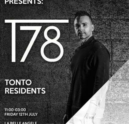 Tonto Techno  T78 Edinburgh 2019