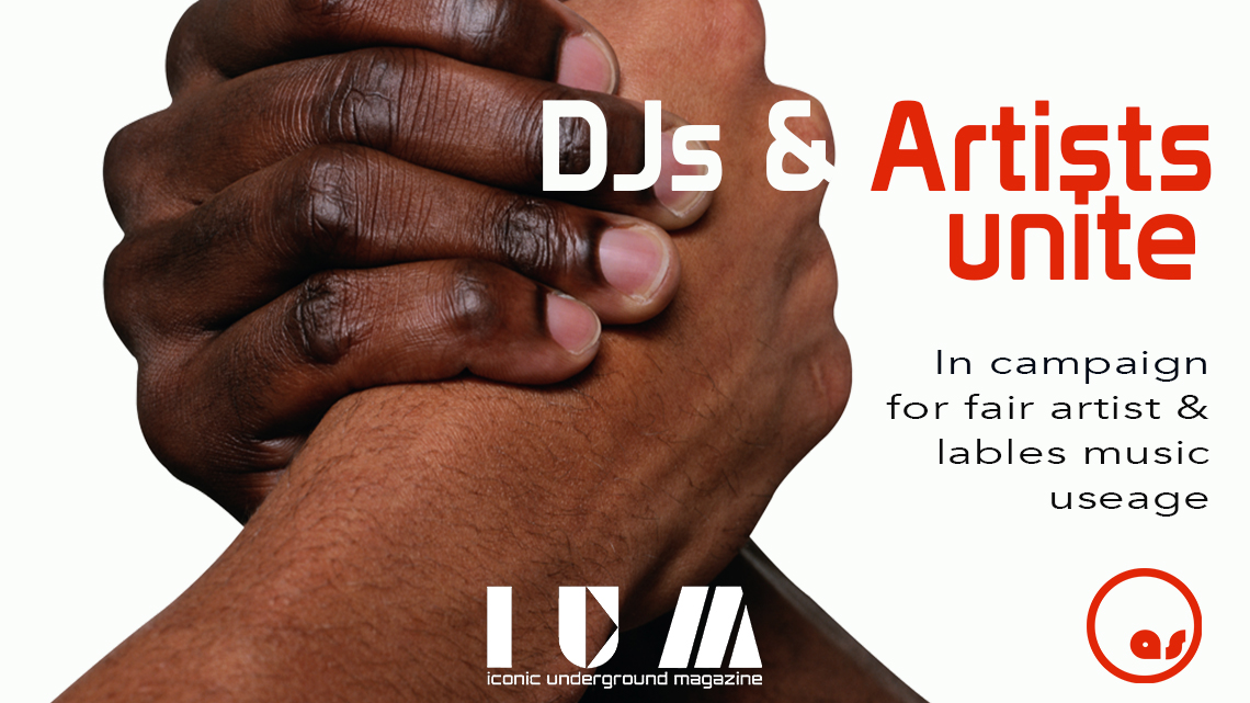 Artists & DJs Are Uniting In A Grassroots Campaign