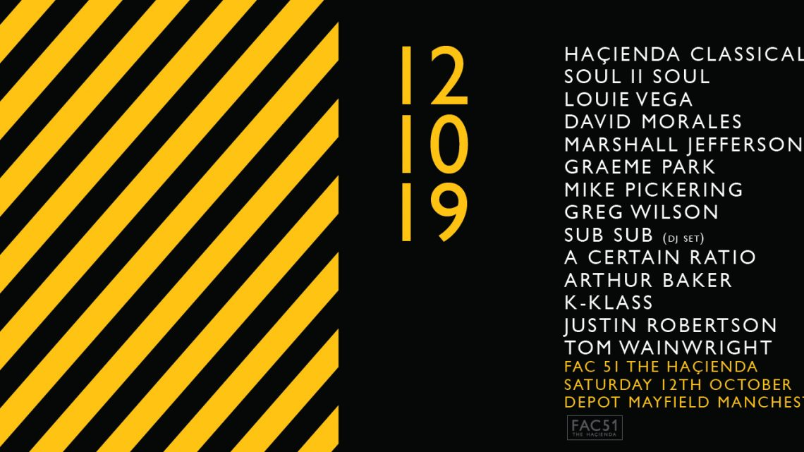The Hacienda Classical Tour Returns To ManchesterFor A Massive Night