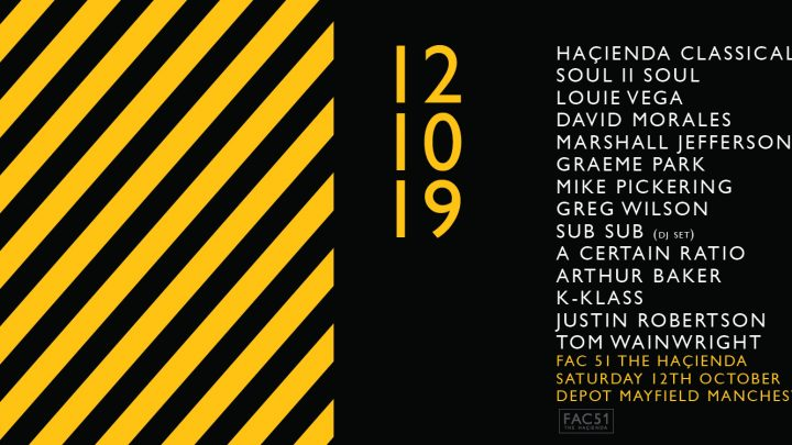 The Hacienda Classical Tour Returns To Manchester For A Massive Night