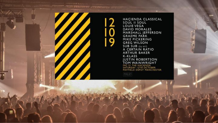 The Warehouse Project [WHP]- FAC51 Hacienda Goes OFF in Manchester