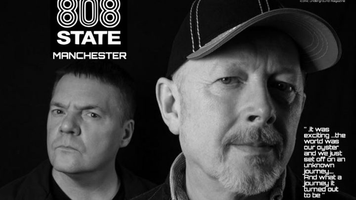 GRAHAM MASSEY – 808 STATE EXCLUSIVE INTERVIEW