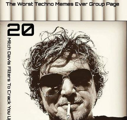 MITCH DAVIS – EXCLUSIVE INTERVIEW [TWTMEGP] THE WORST TECHNO MEMES EVER GROUP PAGE
