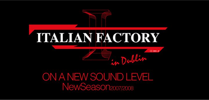 THE ITALIAN FACTORY – EXCLUSIVE INTERVIEW