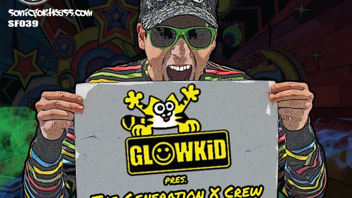 GLOWKiD – GENERATION X [RADIOSHOW] ALBUM