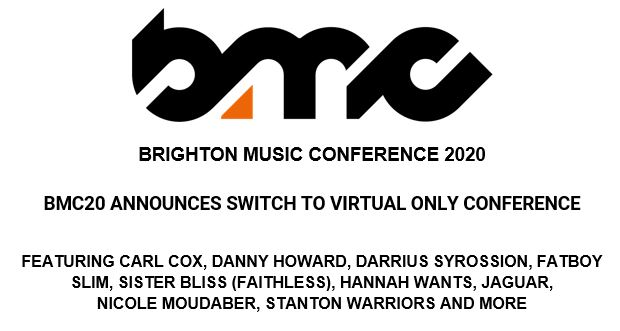 BMC20 ANNOUNCES SWITCH TO VIRTUAL ONLY CONFERENCE!