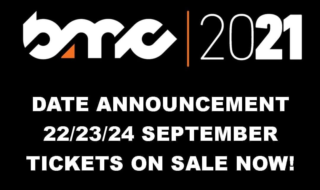 BRIGHTON MUSIC CONFERENCE ANNOUNCE 2021 DATES 22nd to 24th SEPTEMBER