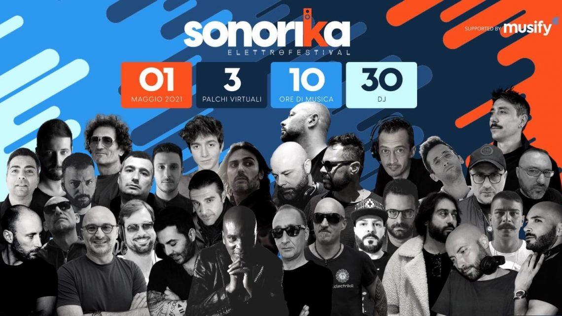 Sonorika ElettroFestivalGlobal May 1st