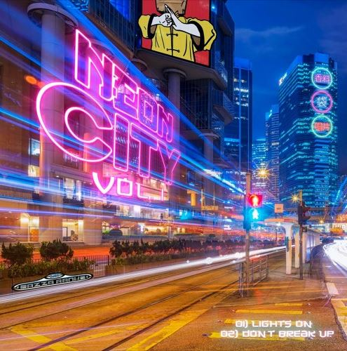 BAZZA RANKS LATEST SLAMMER 'NEON CITY VOL 1 OUT ON SPICE BAG RECORDS