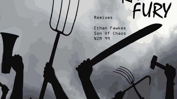 'Røttars' New Dark Techno Slammer, 'Raw Fury' Nu body Records